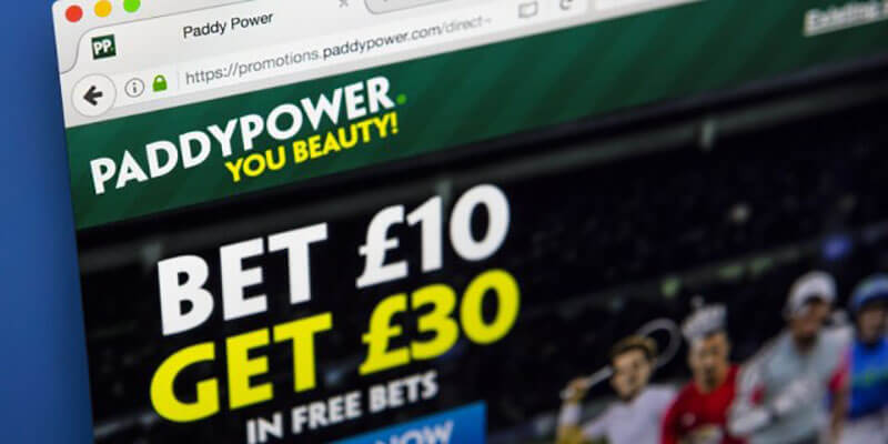 Paddy Power is the best betting site