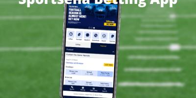 Sportsena Betting Application