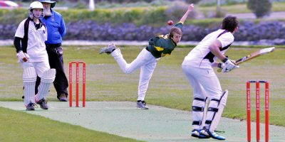 Competitive cricket matches