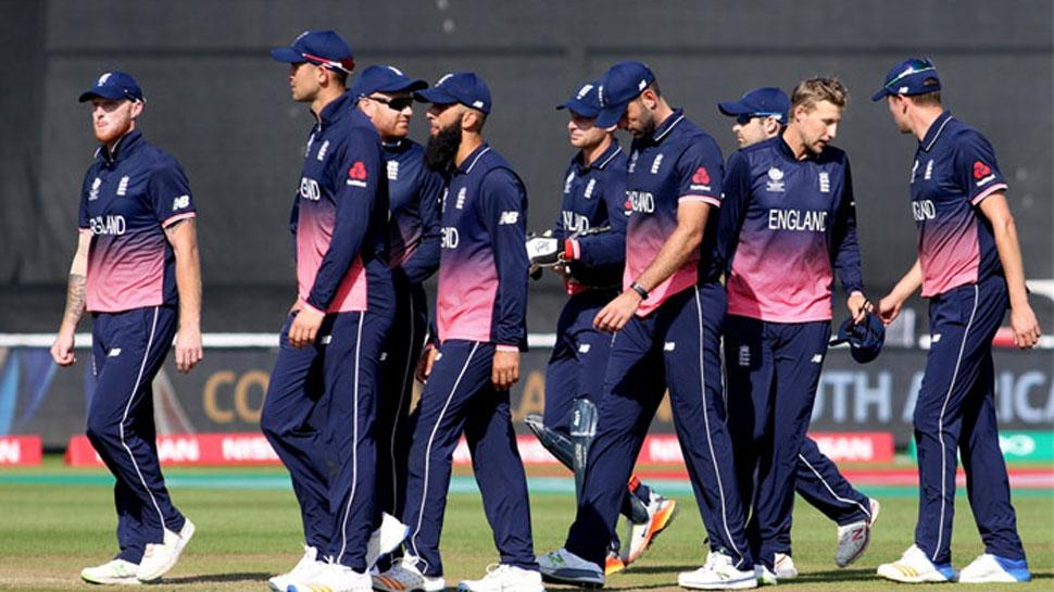 English cricket team