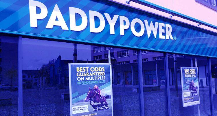Paddy Power Irish bookmaker