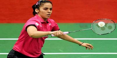 Saina Nehwal was reported to be covid