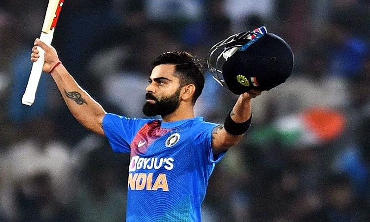 Indian team captain Virat Kohli,